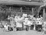 Clothing drive, spring 1945 - 2 of 4