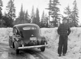 John Chapetta, Lake Cle Elum Road, February 1946