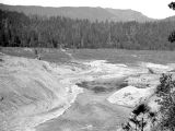 Cle Elum Lake Dam site, June 1932