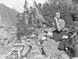 Ingalls Ridge, Mrs. Bentley, June 22, 1941