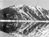 Mount Baldy from Cle Elum Lake, May 1941