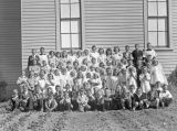 Roslyn, First Communion class, summer of 1942 - 1 of 2