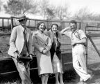 Ralph, Steve K., Edith K., and Mary O., May 1932