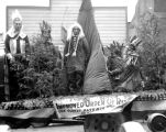 Red Men's Float, July 4, 1926