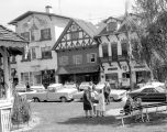 German Style Buildings, Leavenworth, Washington, May, 1971