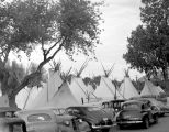 Indian Village in Ellensburg, September, 1946