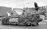 F.O.E float on Labor Day in Cle Elum, September 7, 1936