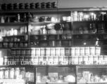 Roslyn bakery interior, Summer 1935