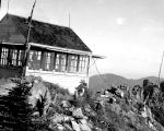 Thorp Fire Station Lookout, August 12, 1937
