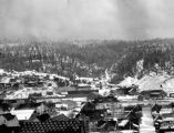 View of Roslyn, January 1, 1931