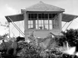 Red Mt Lookout Station, July 23, 1937