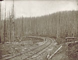 Stampede Pass Switchback circa 1887