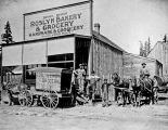 Ronald Branch Roslyn Bakery and Grocery 1909