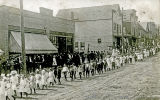 Roslyn parade, circa early 1900s