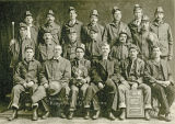 1911 First Aid Trophy winners