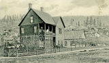 N.W.I.Co. Boarding House, circa 1900