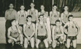 Cle Elum High School Junior Varsity Basketball Team, 1946