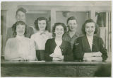 Cle Elum High School junior class, 1949