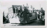N.W.I.Co. Mine Rescue Team float, 1952
