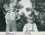 Dennis and Terry Wallgren