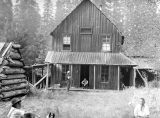 Goldmyer Hot Springs, August 26, 1938