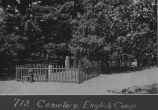 Cemetery, English Camp