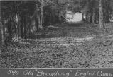 "Old ""Broadway"" English Camp"