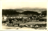 Postcard of Friday Harbor
