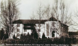 Trevennen Hall, nurses quarters, N.S. Hospital, Sedro Woolley, Washington