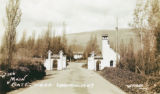 Main gate - N.S.H. Sedro-Woolley, WA