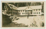 Hotel at Government Springs, Skamania County, Washington