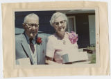 Fiftieth wedding anniversary of Grace Alma and Robert Henry Hendry