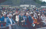 North Bonneville dam dedication