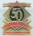 BPA 50th Anniversary Pin