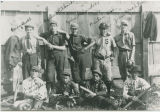 Early Stevenson, Washington baseball team