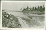 Kettle Falls 1918 Photo Album photograph 22: More of (Kettle Falls)