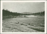 Kettle Falls 1918 Photo Album photograph 24: And again