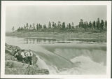 Kettle Falls 1918 Photo Album photograph 21: Kettle Falls, Wash.