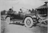 Archie Squire family 1st car