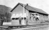 Northport railroad station