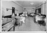 Dining room of the New Zealand Hotel