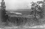 City of Kettle Falls on the banks of the Columbia