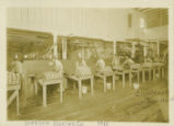 Warren Cannery salmon processing line