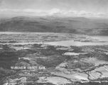 Aerial view of Cathlamet and...