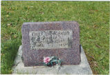 Headstone, Chief Wahkiakum
