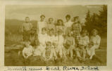 Small rooms, Seal River School