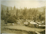 Salderns logging camp, 1899