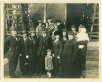 S.S. Cathlamet, christening, 1919