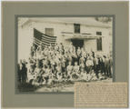 Grays River Grange members, 1923