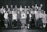 Cathlamet School, 6th grade class, Mrs. Bowman